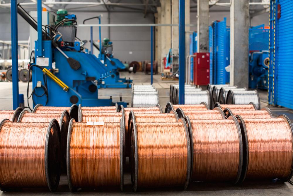 Фотографии завода Элкаб - производитель кабельно-проводниковой продукции в Нижнем Новгороде